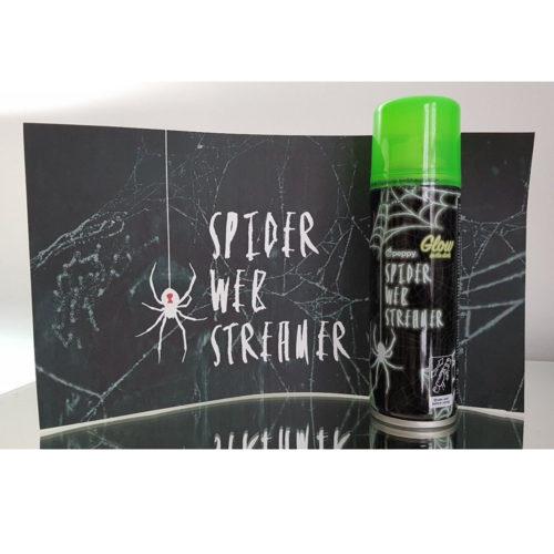 Spider Web Streamer