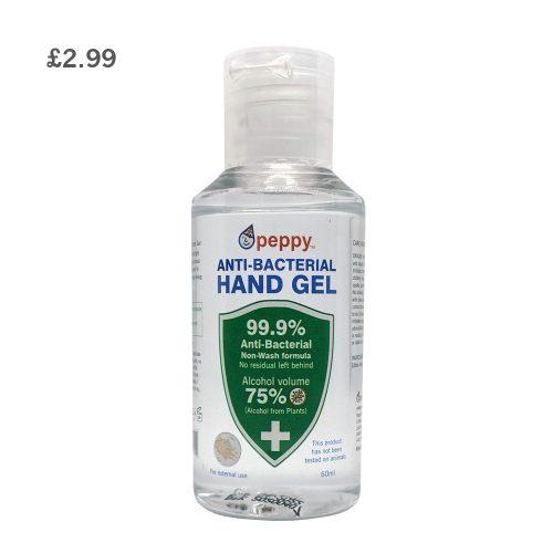 Peppy Hand Gel 60ml