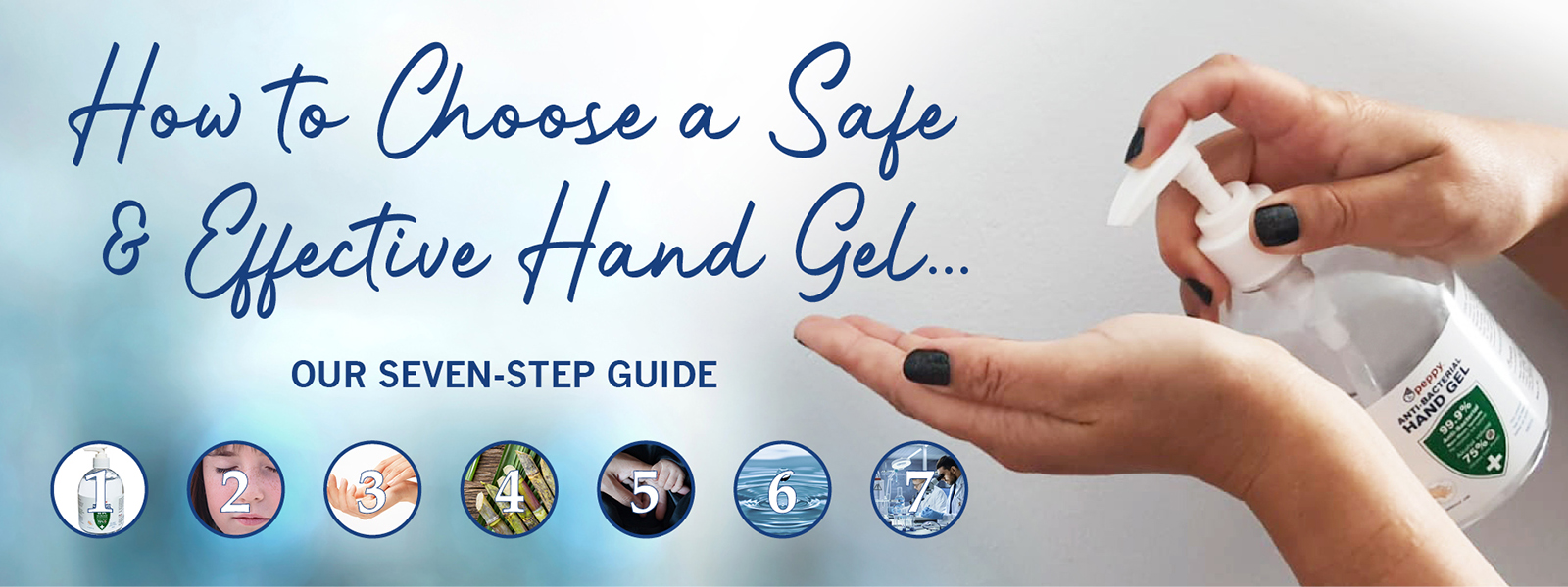 Hand Gel Guide