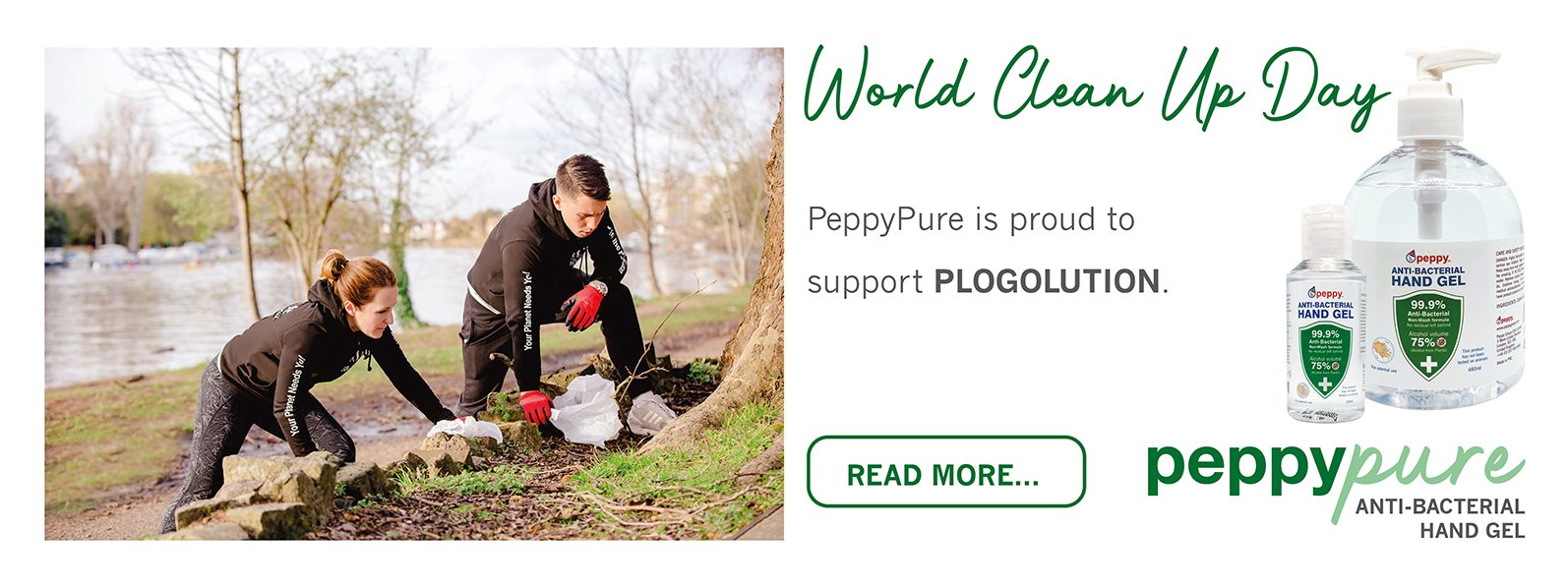 PeppyPure supports Plogolution